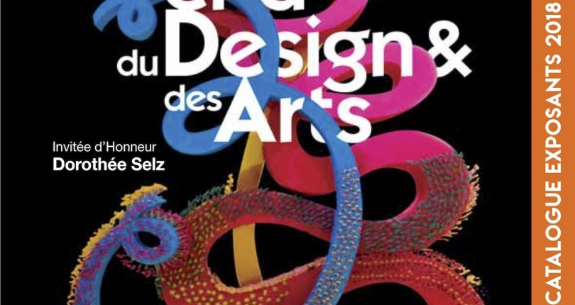Salon Week-end du Design & des Arts – Autour de la table – Octobre 2018 – à Juan les Pins – Pinède Gould