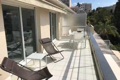 FOR SALE 4 ROOMS ON THE LAST FLOOR JUAN LES PINS - Tanit Immobilier 45